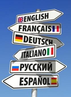 langage en voyage