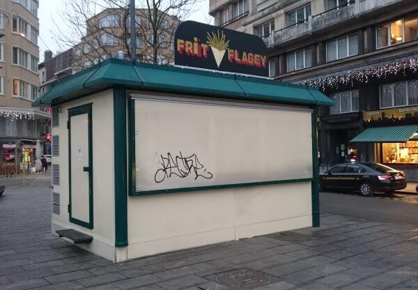 friterie belge - flagey