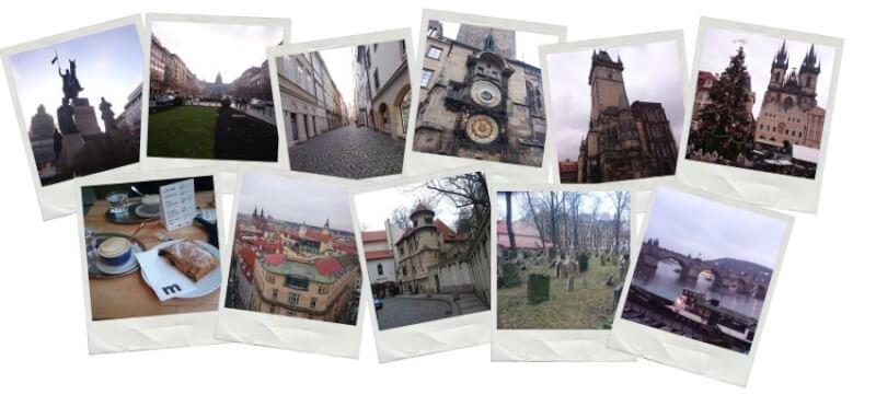 photos de Prague