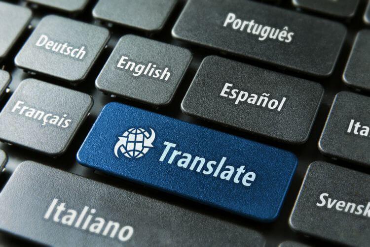 voyage et barrière de la langue