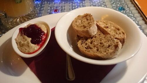 faux foie gras végétarien - prague