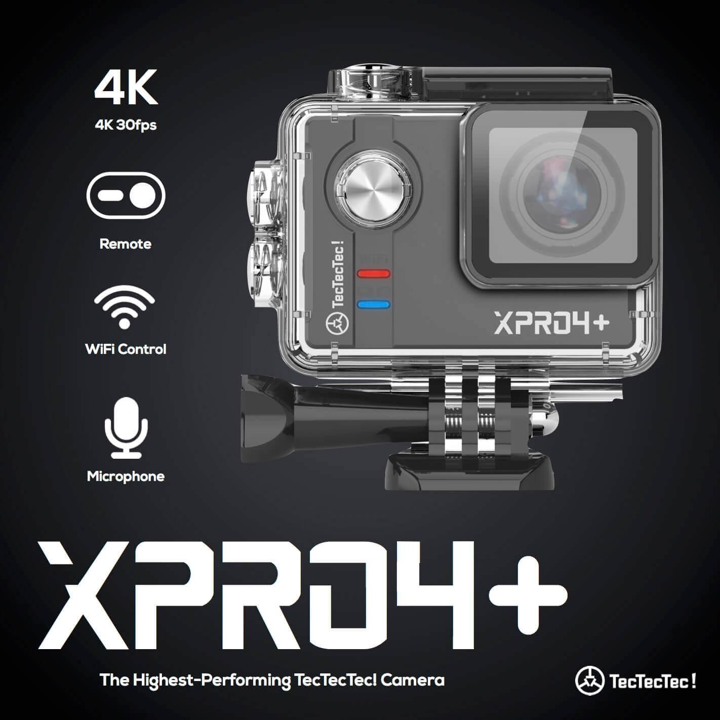La TecTecTec Xpro4+