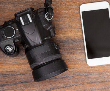 Smartphone ou Appareil photo pour un tour du monde
