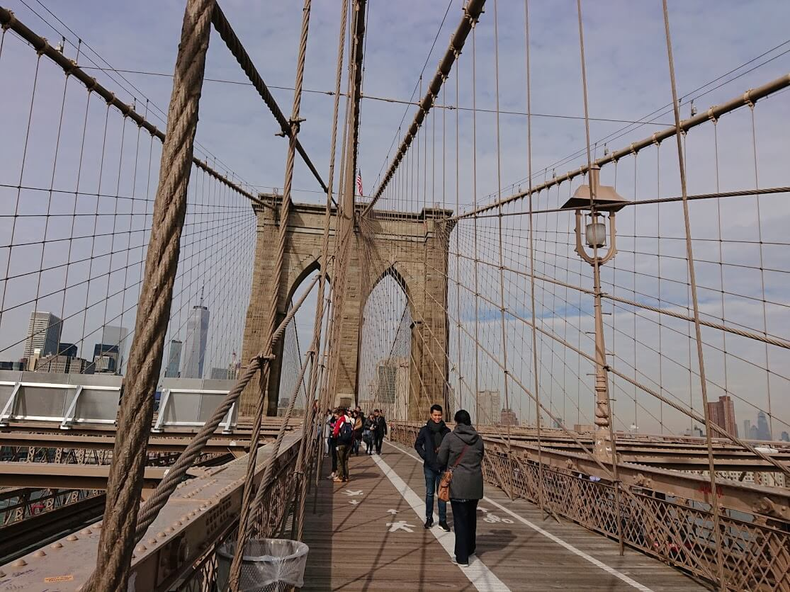 Le Brooklyn Bridge