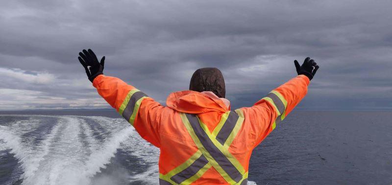 Tadoussac - Où voir des baleines au Canada