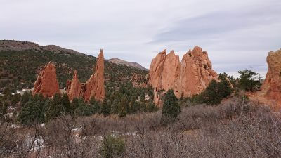 Colorado Springs & Manitou Springs